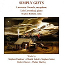 Simple Gifts - Lawrence Gwozdz, saxophone